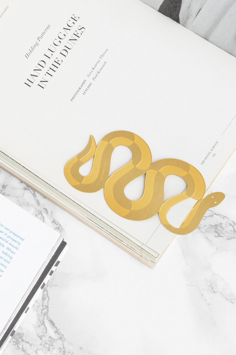 Serpenti Bookmark