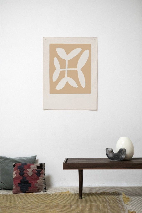 Clementine Clover Canvas Print