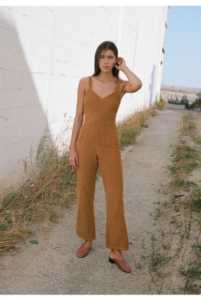 Ochre Hockey Jumpsuit