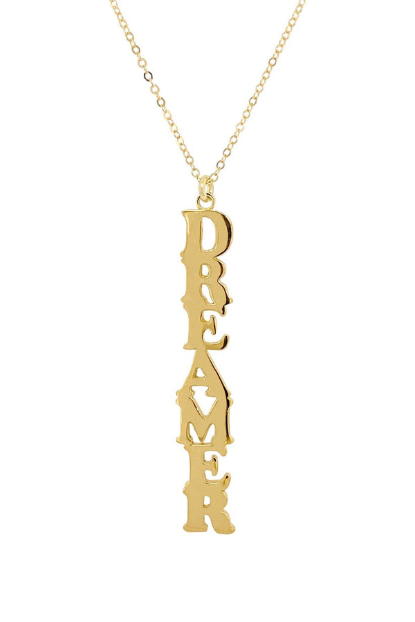 Dreamer Vibes Necklace