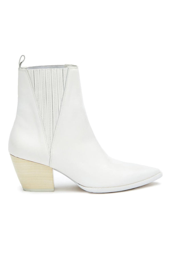 White Elevation Boot