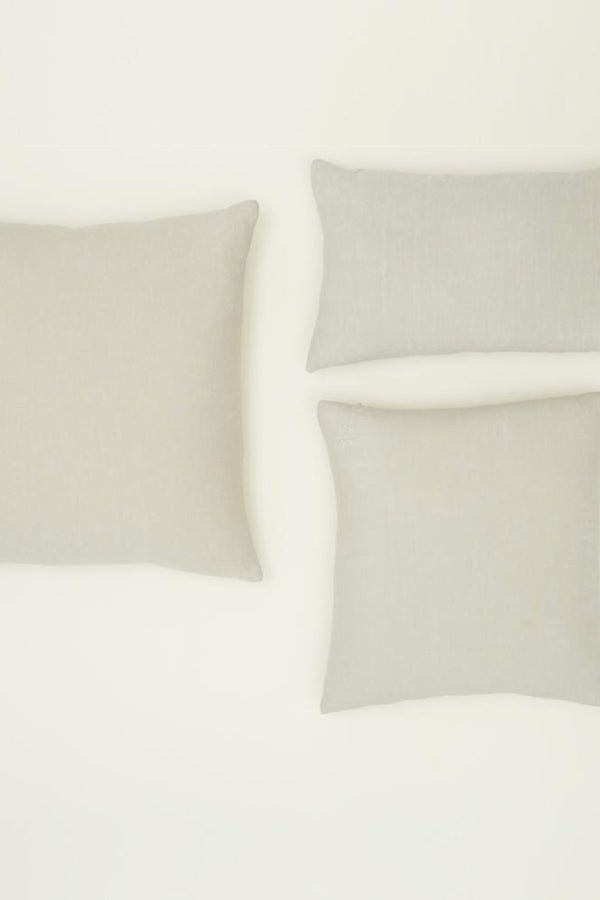 Flax Simple Linen Pillow