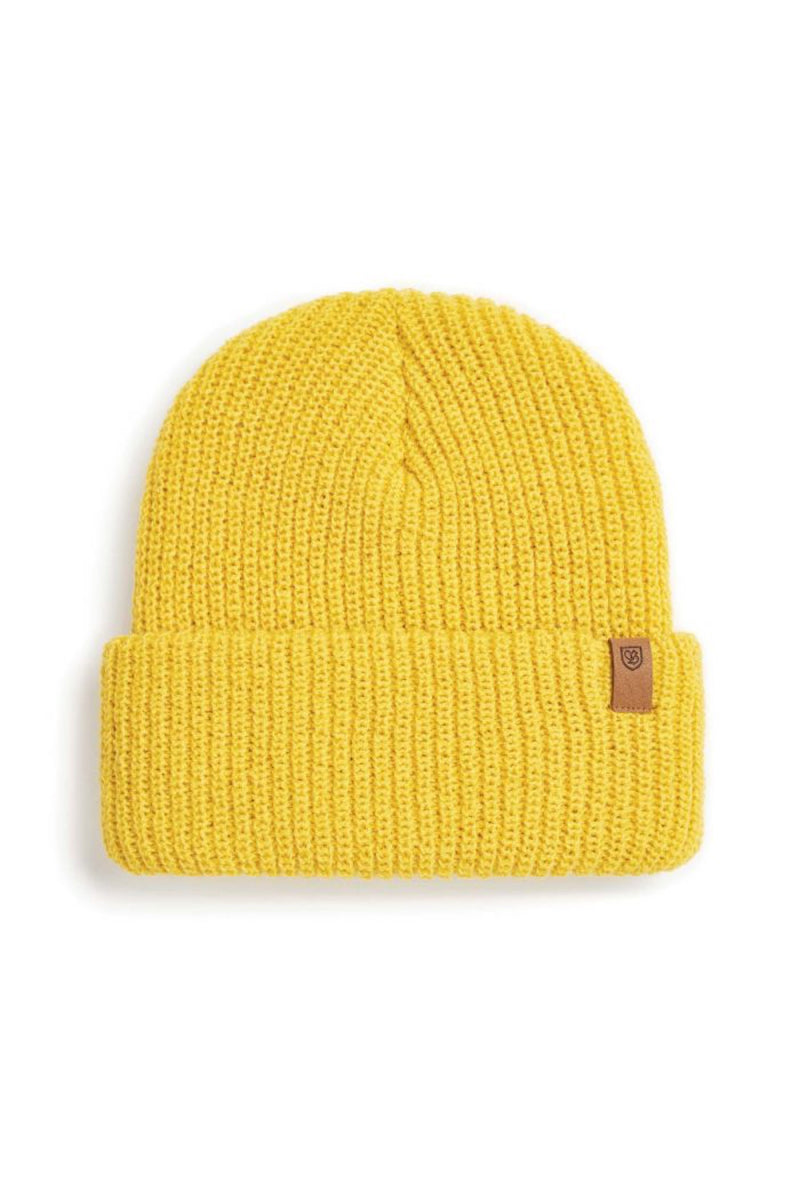 Maize Halifax Beanie