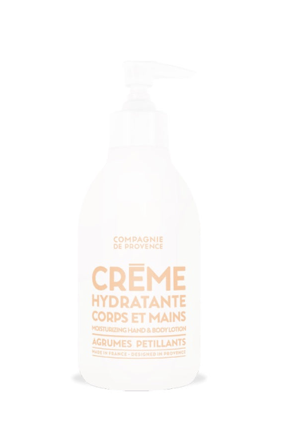 Sparkling Citrus Hand + Body Lotion