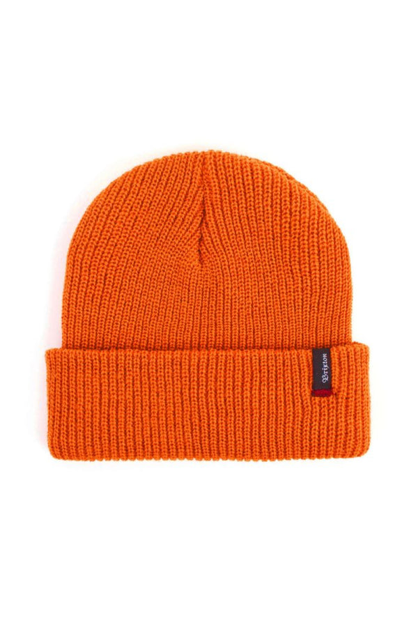 Athletic Orange Heist Beanie