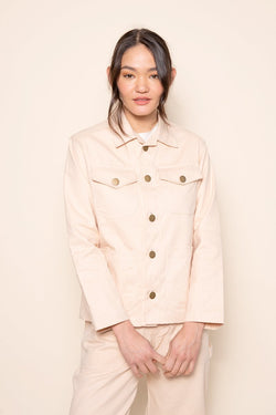Sand Hemp West Jacket