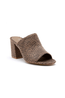 Leopard Higher Ground Mule