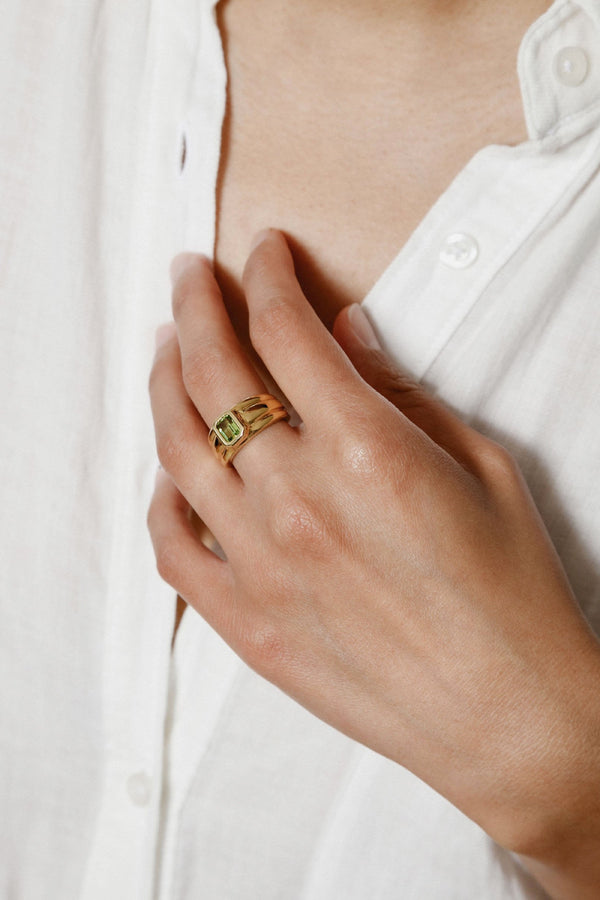 Gold Penelope Ring