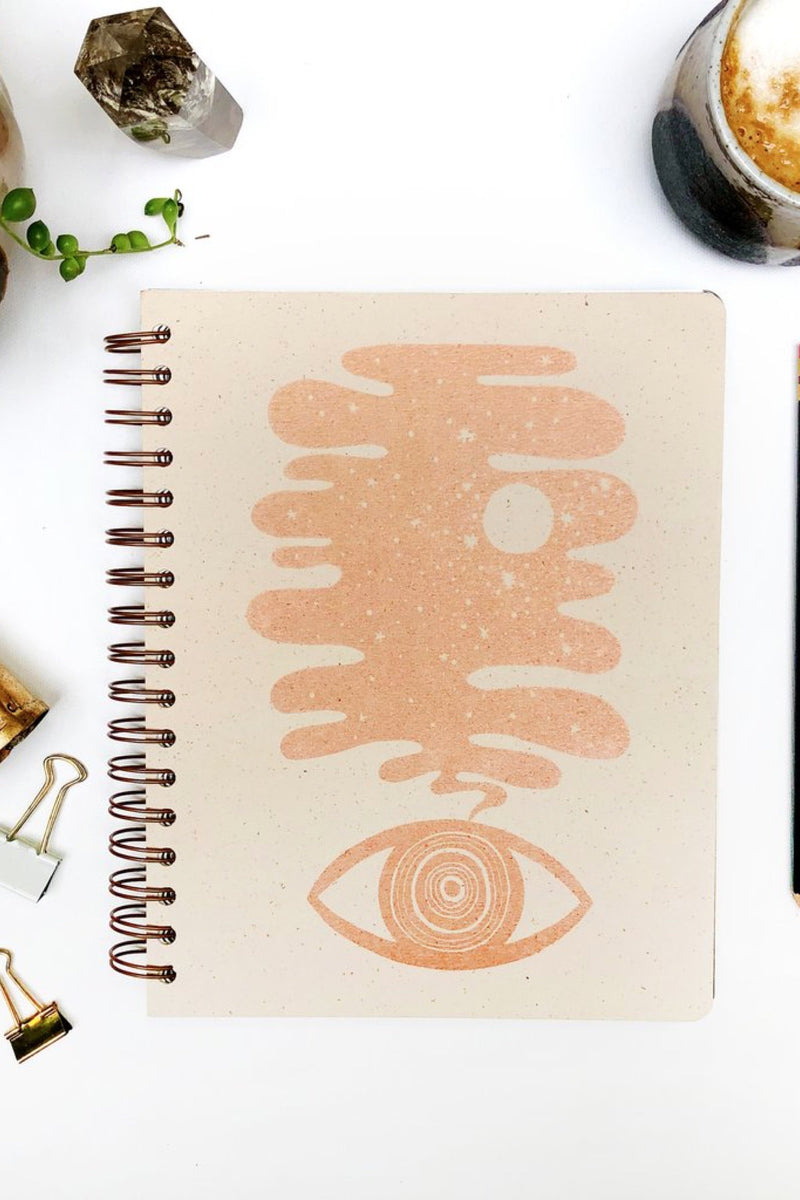 Eye Dream Planner: December 2019 - December 2020