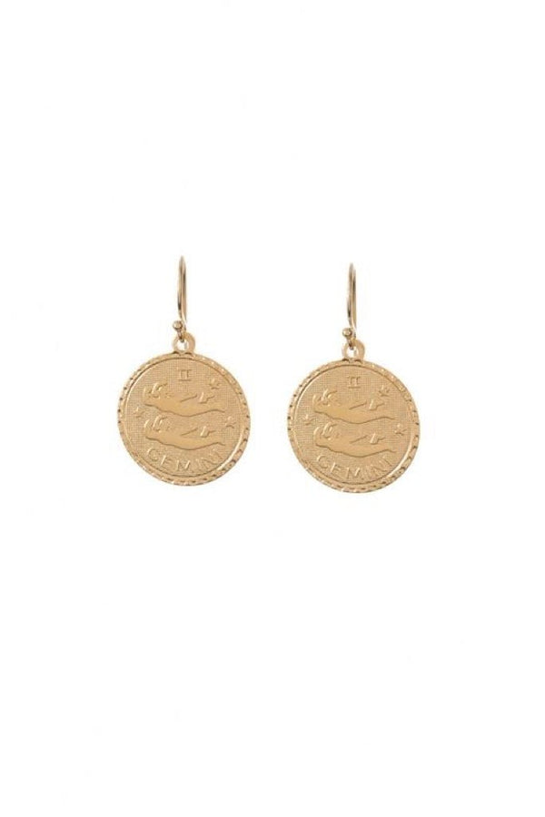 Ascending Zodiac Earrings