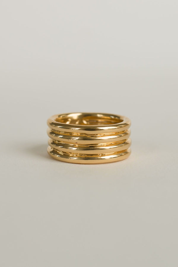 Gold Sway Ring