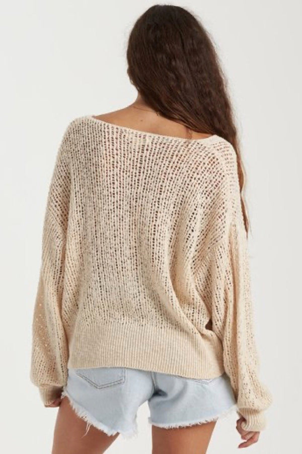 White Cap Feel The Breeze Sweater