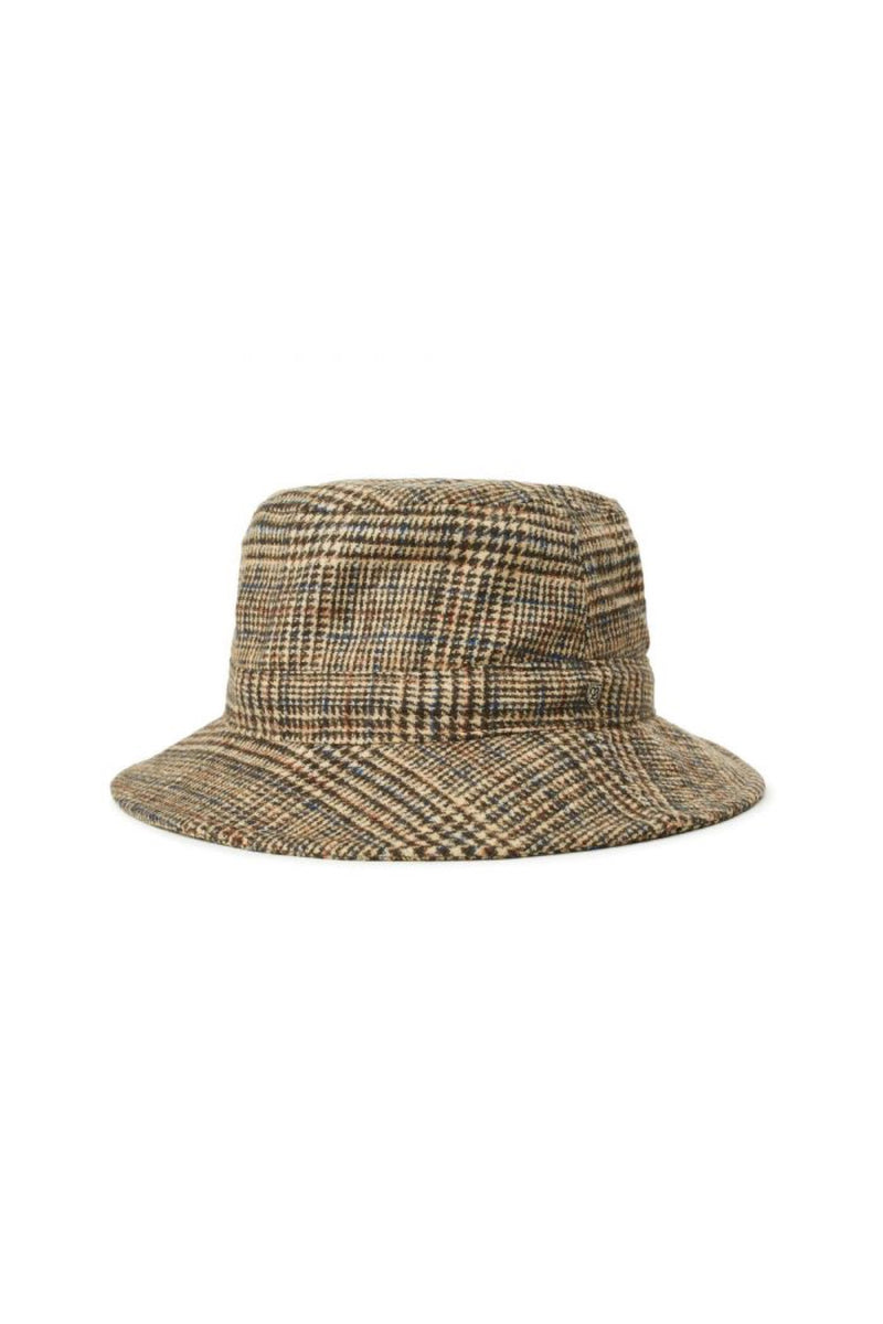 Khaki Mathews Bucket Hat