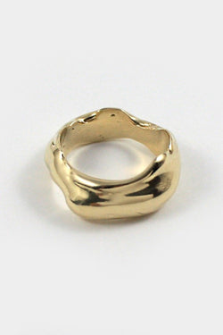 Gold Droplette Ring