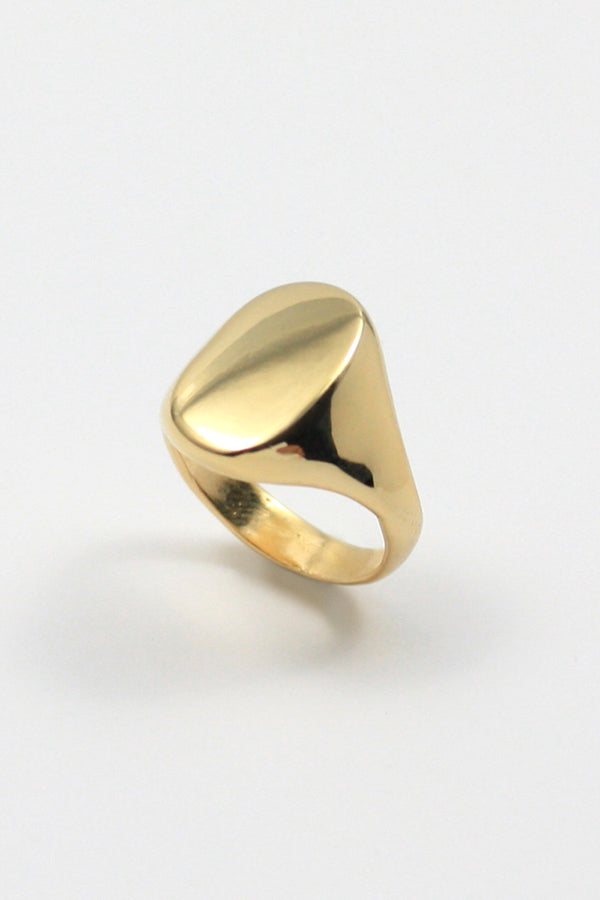 Gold Eliot Ring