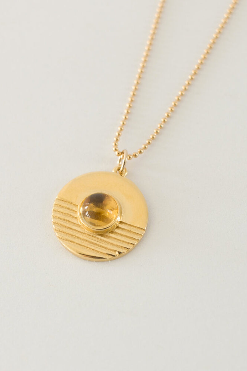 Gold Sonny Necklace