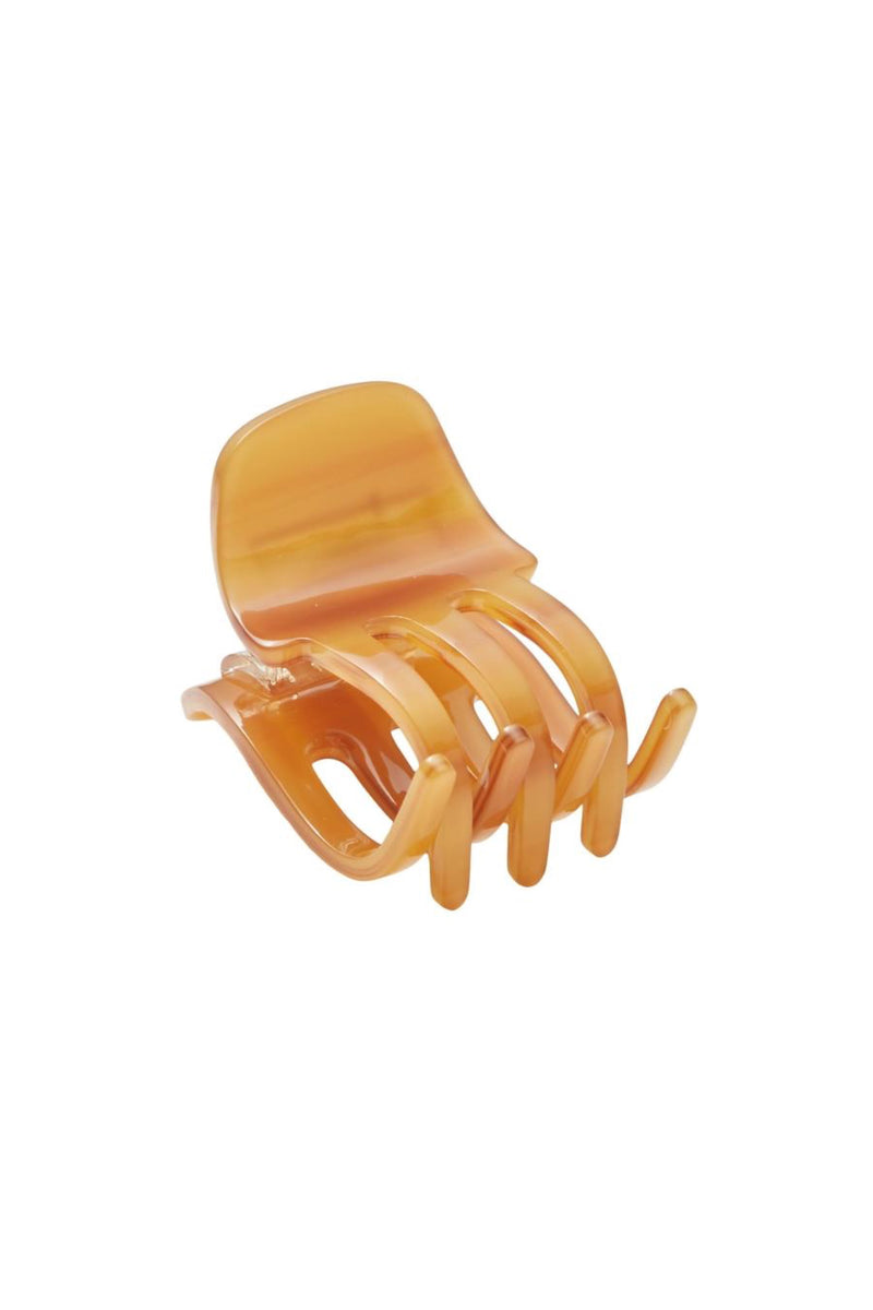 Cognac Mini Claw