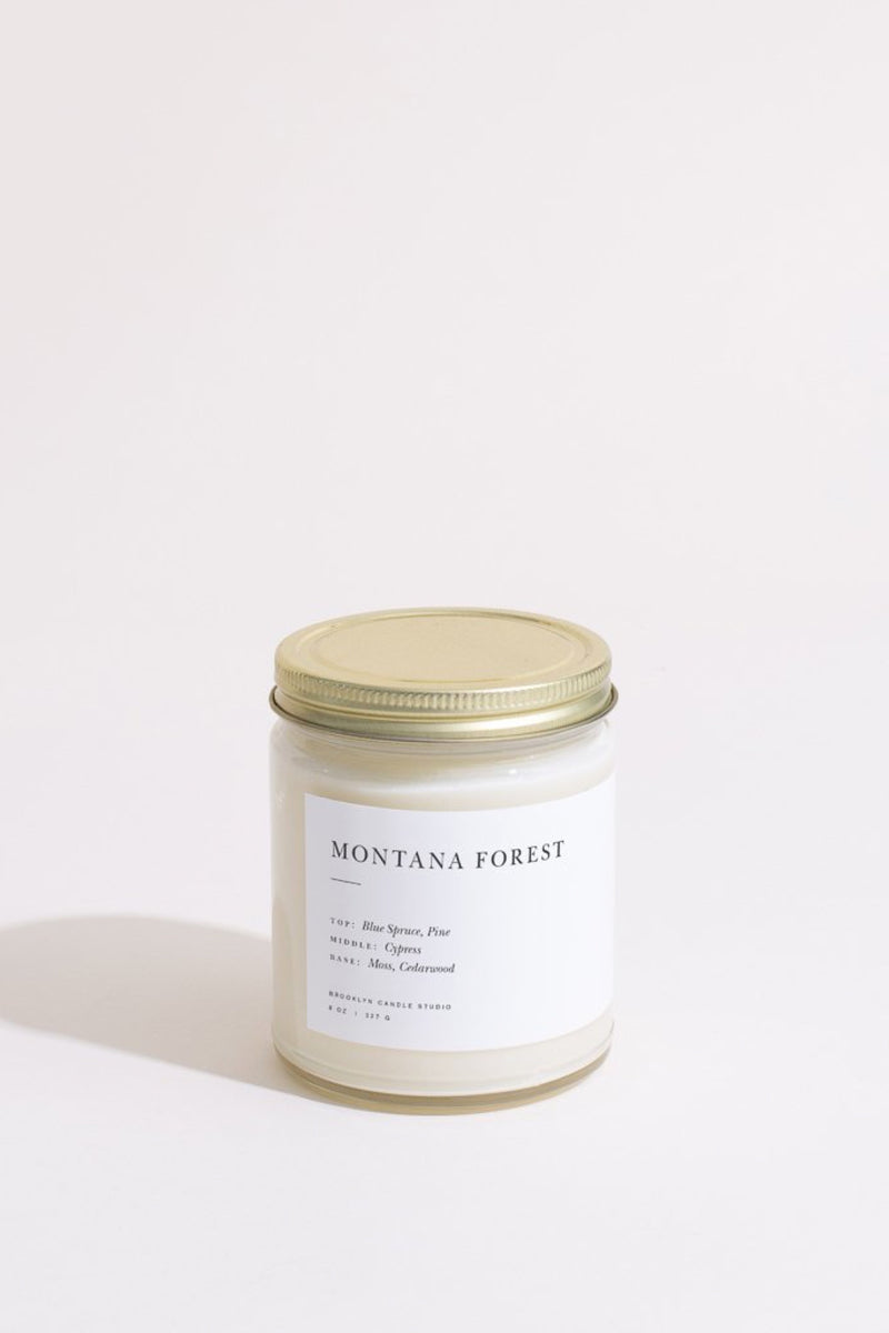 Montana Forest Candle