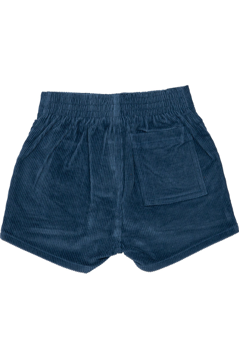 Navy Hammies Shorts
