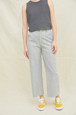 Stripe Utility Pants