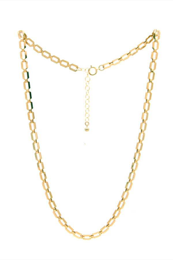 Gold Phylicia Necklace