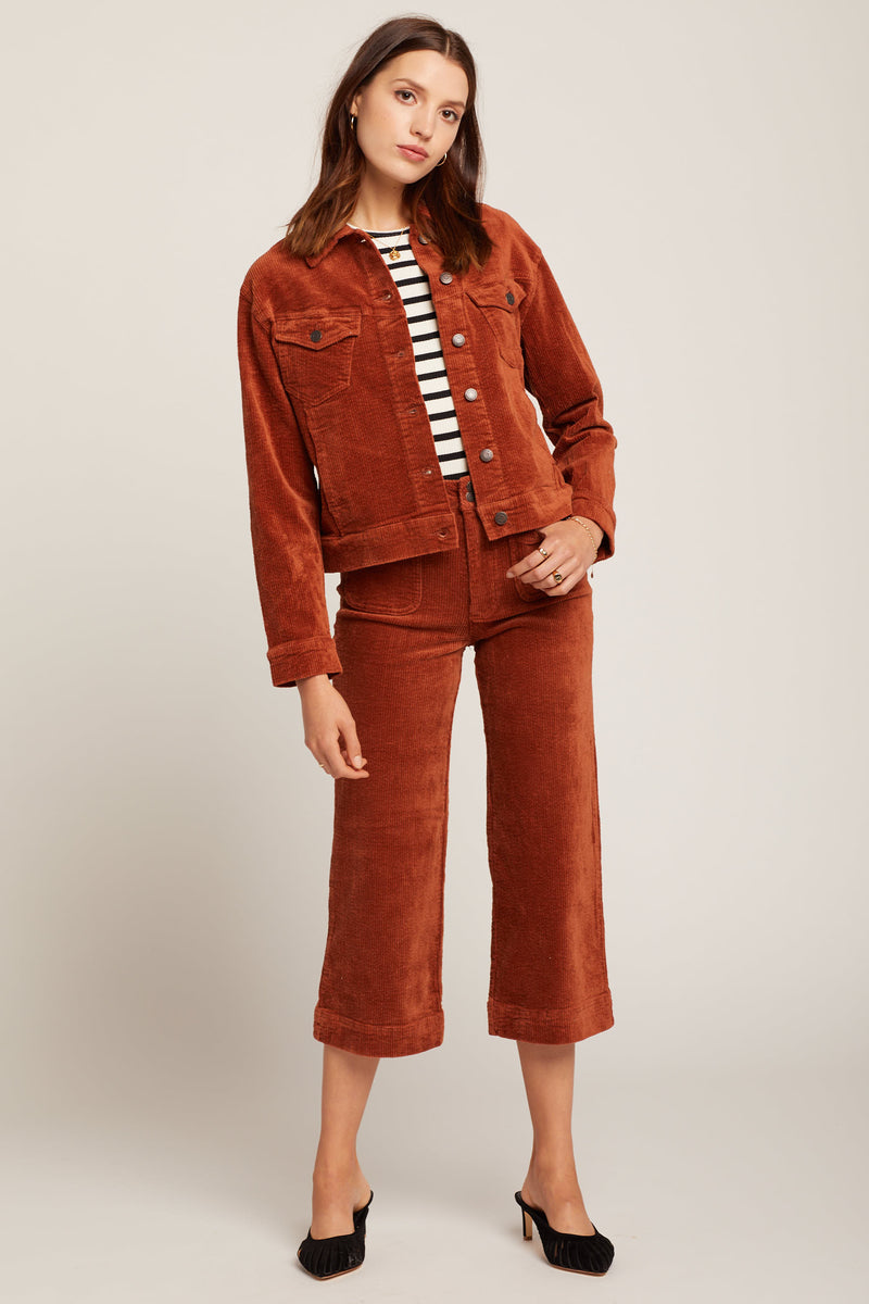 Rust Edinburgh Pant