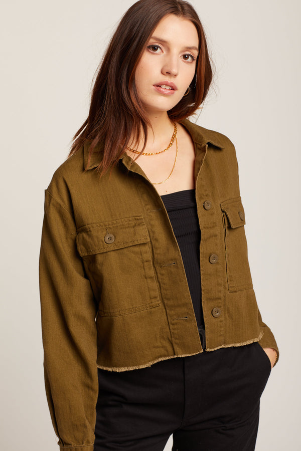 Olive Abbott Jacket