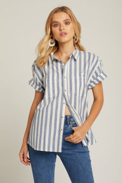 Striped Daria Shirt