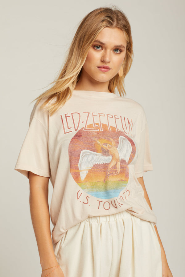 Sand Led Zeppelin 1975 Tee