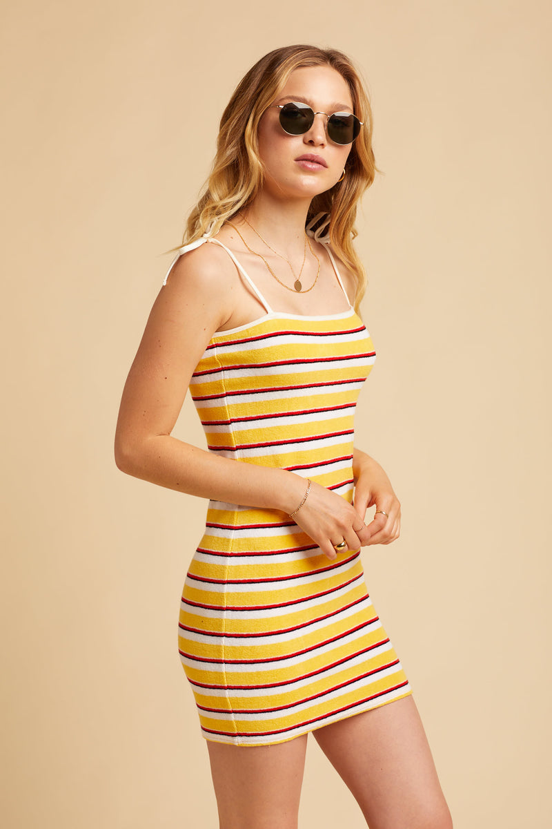 Tweety Terry Shift Dress