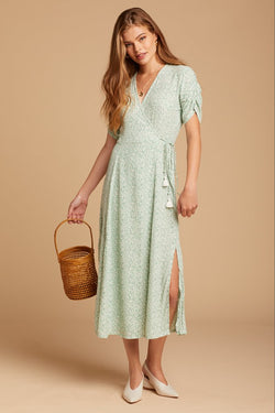 Kaia Floral Chiara Dress