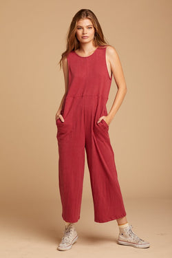 Sienna Patch Jumpsuit