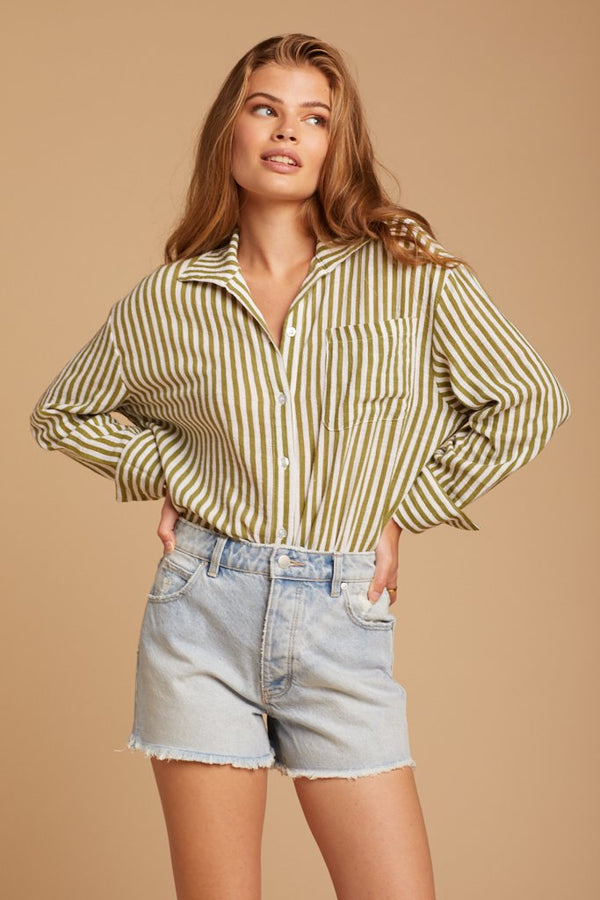 Copperfield Stripe Fremont Shirt