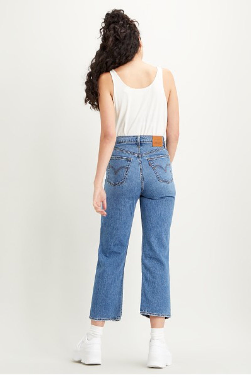 At The Ready Ribcage Straight Jeans