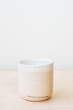 X Prism White + Onyx Narrows Tumbler