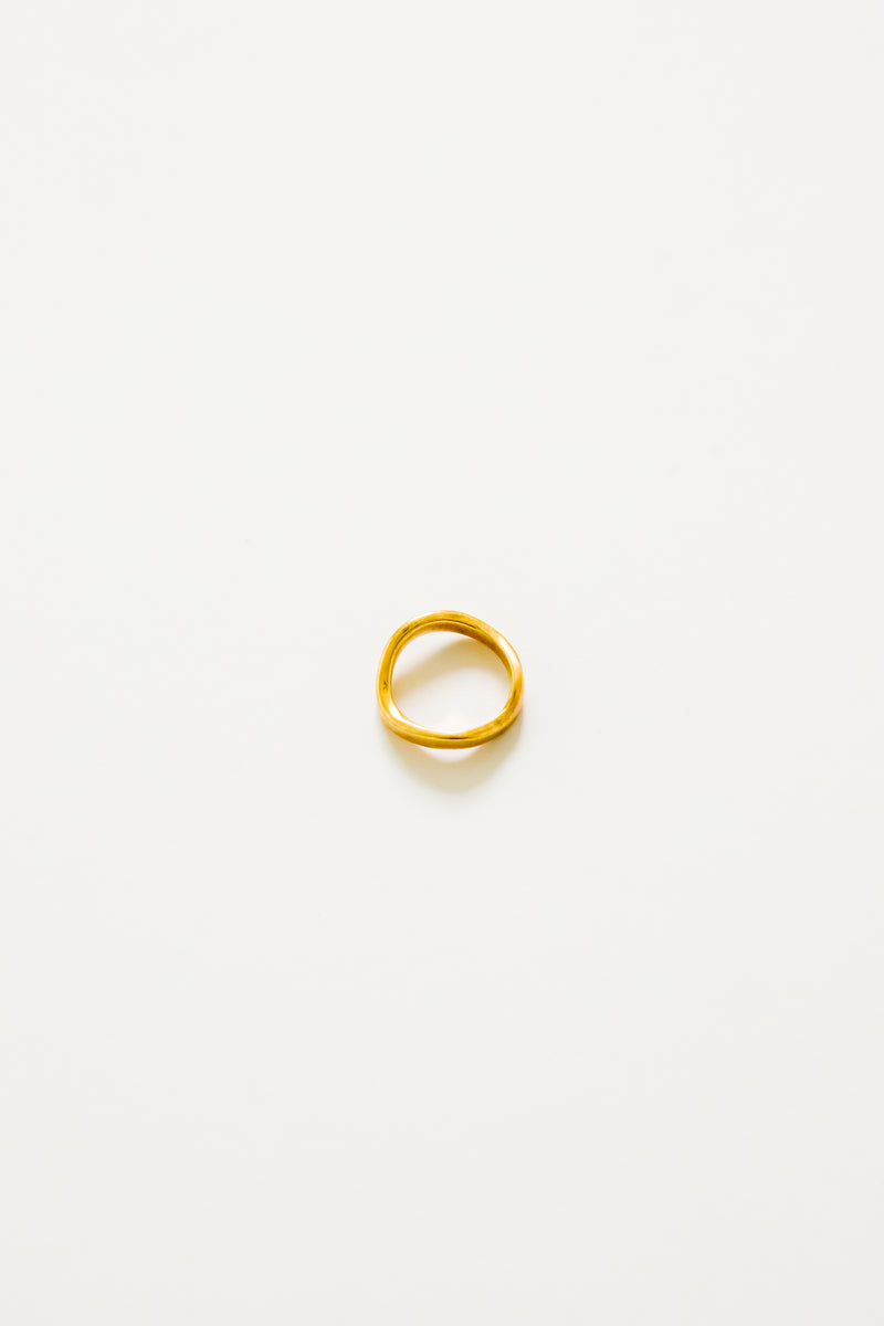 Gold Marea Ring
