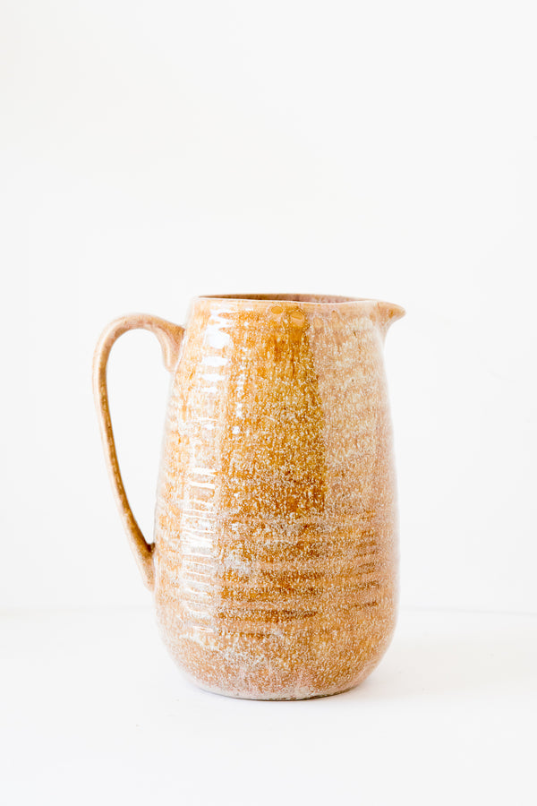 Golden Coast Pitcher