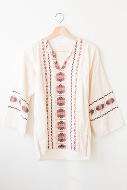 Layla Embroidered Blouse