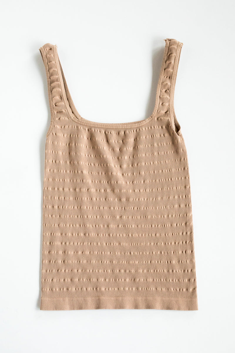 Nude Square One Cami