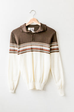 Brown Kennington Sweater