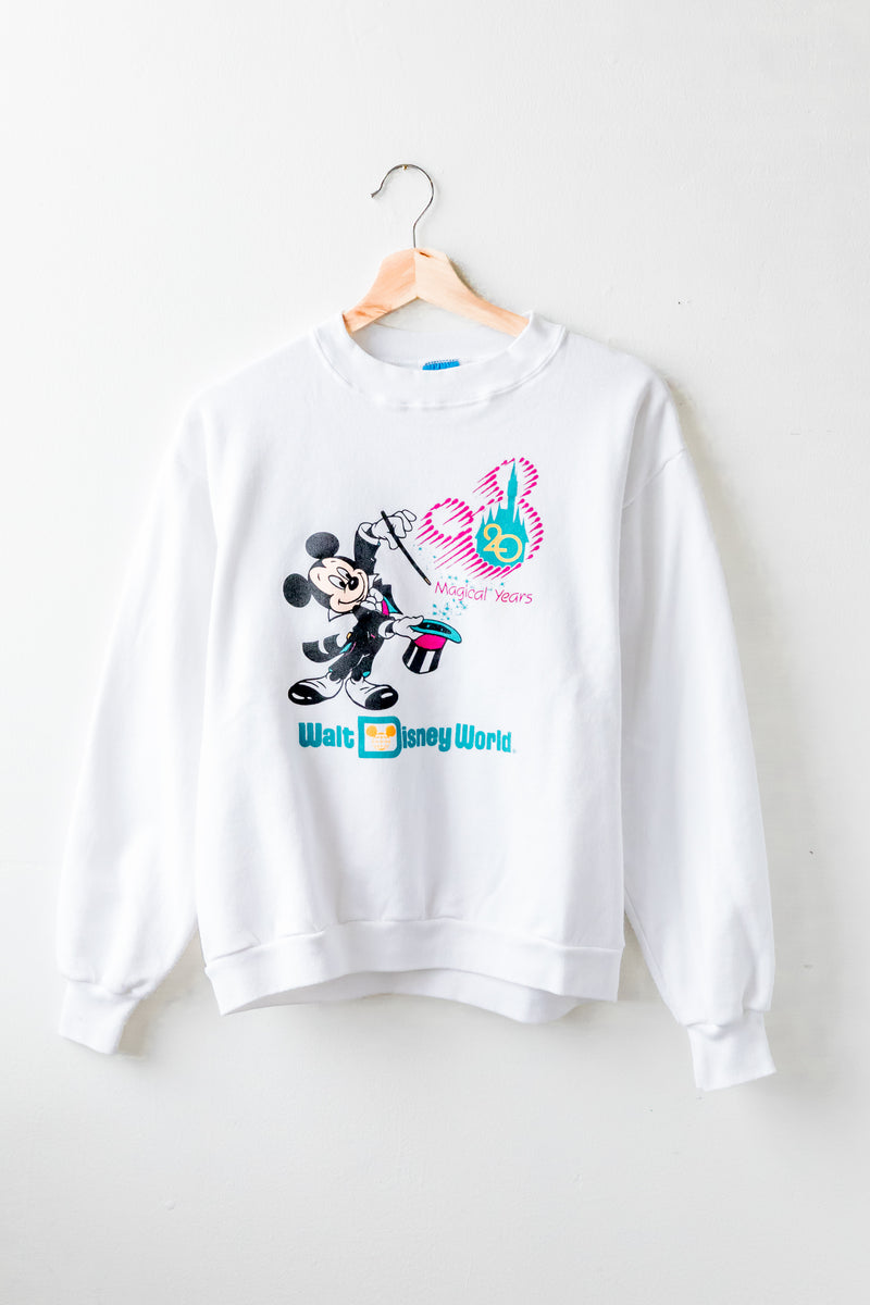Walt Disney 20 Magical Years Sweatshirt