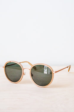 Beach Glass Montclair Sunglasses