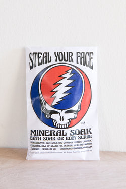 Steal Your Face Mineral Bath Soak
