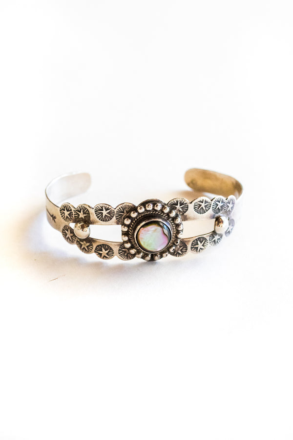 Abalone Willie Cuff