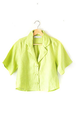 Avocado Green Chaumont Shirt