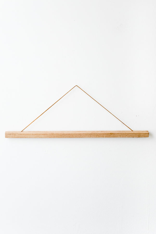 Wood Magnetic Hanger