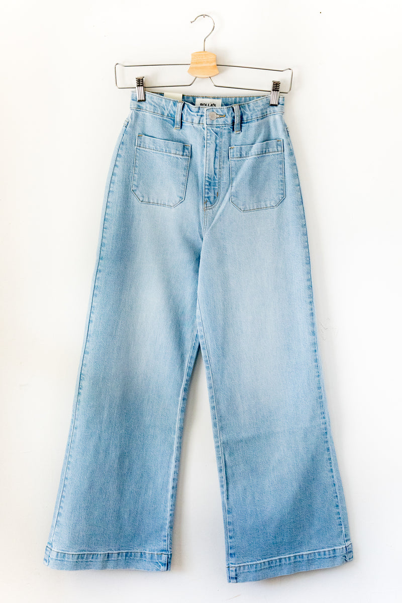 Tash Blue Sailor Jean