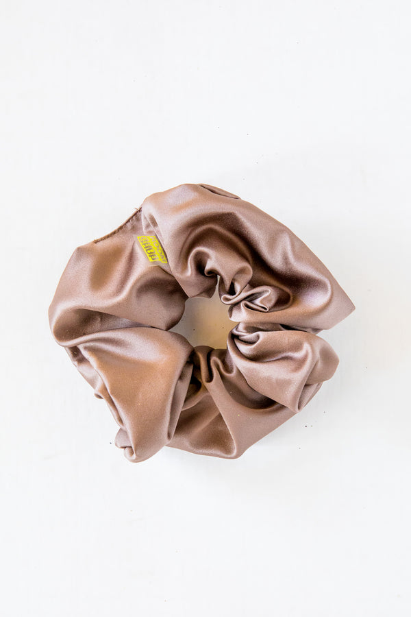 X Prism Mini Satin Scrunchie