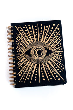 Black Seeing Eye Planner: December 2019 - December 2020