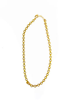 Gold Billie Necklace